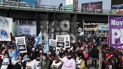 Persecución: investigarán a dos organizaciones sociales tras multitudinarias marchas