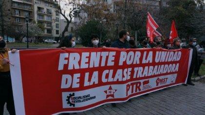 Partido de Trabajadores Revolucionarios de Chile inscribe candidaturas en Antofagasta