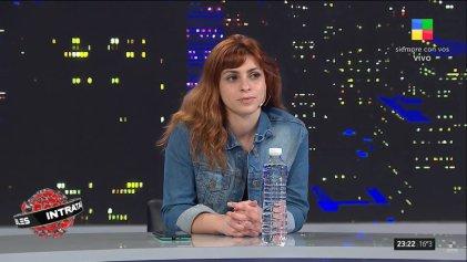 """""""Tolosa Paz no dice que la juventud no tiene laburo, está precarizada y no puede estudiar"""""""