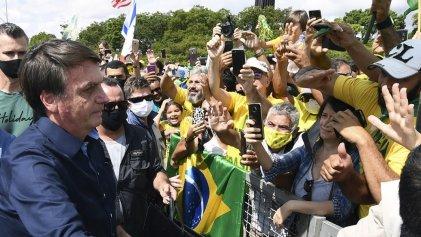Qué se puede esperar de los actos convocados por Bolsonaro