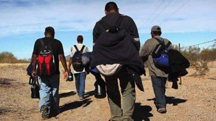 Crisis migratoria en la frontera: haitianos avanzan por Coahuila rumbo a EEUU