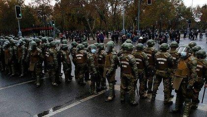 Dos años de la rebelión popular: Piñera quiere convertir a Santiago en una ciudad sitiada