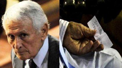 """Juicio Arana II: """"Gracias al testimonio de Julio López sabemos lo que pasó en Arana"""""""