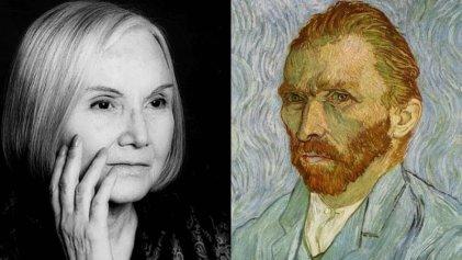 Un autorretrato de Van Gogh, pintado por una poeta argentina