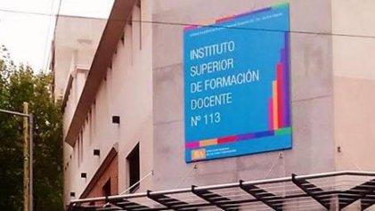 Comenzaron las clases y hay problemas edilicios en el terciario I.S.F.D. 113 de San Martín