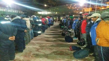 Tras la muerte del viceministro avanza la represión del Gobierno del MAS