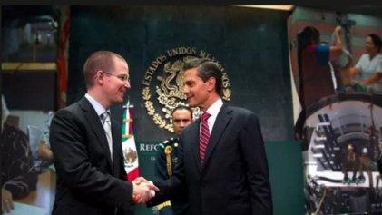 Pacto hacia las elecciones de 2018 de Peña Nieto y Ricardo Anaya