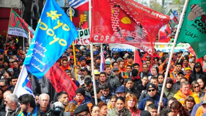 8M: Los paros sindicales potenciarán la movilización