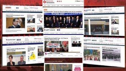 Red Internacional: 5 idiomas, 11 diarios, una misma voz