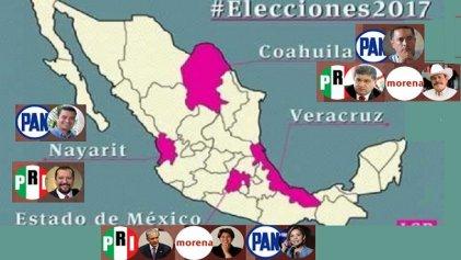 Claves de las elecciones en México