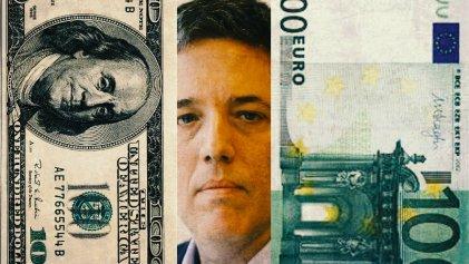Dólar: los mercados le marcan la cancha a Dujovne