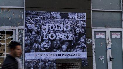 El kirchnerismo, gran ausente en marcha a Plaza de Mayo por Julio López y Santiago Maldonado