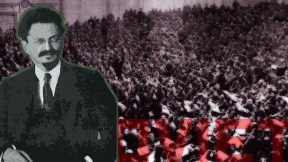 La elección de Trotsky como presidente del soviet de Petrogrado (Parte I)