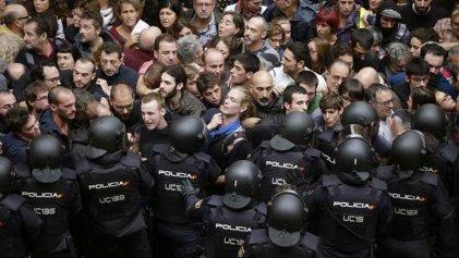 Referéndum: represión y resistencia en Cataluña