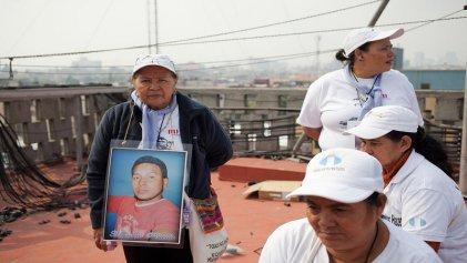 Continúa la Caravana de Madres Centroamericanas por los penales de México