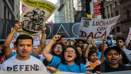 """Republicanos y demócratas dejaron vulnerables a los """"dreamers"""" ante las deportaciones"""