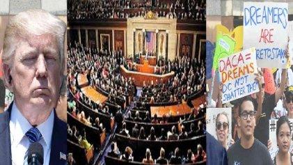 Sin acuerdo en senado estadounidense sobre propuestas para legalizar a dreamers