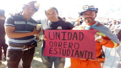 ISFDyT nº46: estudiantes de Economía Social en Solidaridad con los trabajadores en lucha