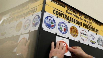 Italia: todo lo que hay que saber sobre las elecciones de este domingo