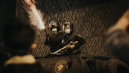 Tras la brutal represión, renunció Merino. ¡Hay que luchar por tirar abajo todo el podrido régimen del 93!
