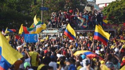La rebelión en Colombia plantea la necesidad de una verdadera huelga general para tirar a Duque