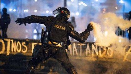 Informe de Human Rights Watch sobre la represión a las protestas en Colombia