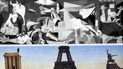 Guernica: el bombardeo a un pueblo indefenso