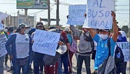 [Audio] El Perú del que no te hablan: irrumpe la lucha de clases con los trabajadores rurales