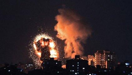 Más de 20 muertes por el brutal bombardeo de Israel en Franja de Gaza