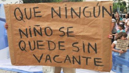 """Comenzó la """"odisea"""" de la inscripción online para las escuelas públicas de la Ciudad de Buenos Aires"""