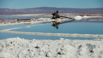 La privatización del agua en Chile permite la extracción a destajo de las mineras