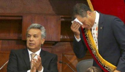 Lenín Moreno desata persecución contra la oposición política en Ecuador