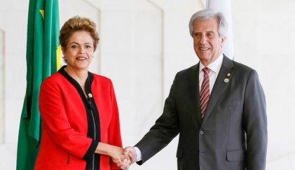 Dilma y el Frente Amplio