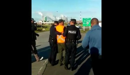 El decreto antipiquetes de Tabaré Vázquez, un salto hacia la derecha
