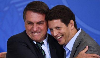 Renunció el ministro de Medio Ambiente de Brasil pero la devastación continúa