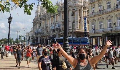 Tras las protestas, el Gobierno cubano flexibiliza la entrada de alimentos