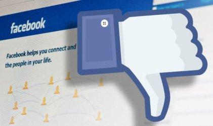 Caen las acciones de Facebook en Wall Street un 18 %