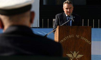 """El objetivo de Rossi: """"Que las Fuerzas Armadas tengan protagonismo en el futuro del país"""""""