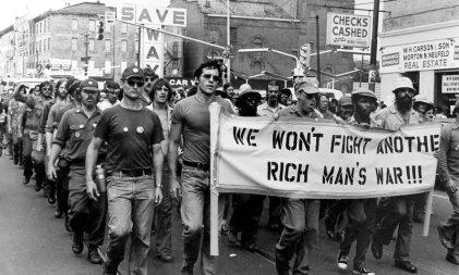 Estados Unidos: es tiempo de reconstruir el movimiento antiguerra
