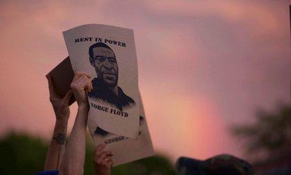 Sindicatos de Estados Unidos exigen justicia por George Floyd