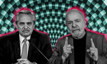 El futuro de Lula en el espejo de Alberto