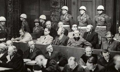 Los juicios de Nüremberg: la falsa justicia de los vencedores