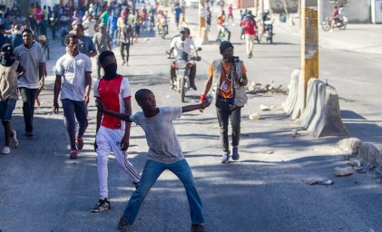Se profundiza la crisis en Haití en medio de movilizaciones contra Jovenel Moïse