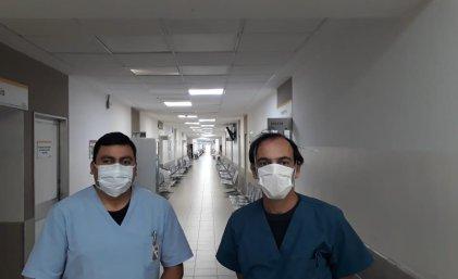 Hospital Garrahan: enfermeras y enfermeros exigen equipos de protección