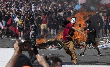 """América Latina: pandemia, """"progresismos"""" y rebeliones"""