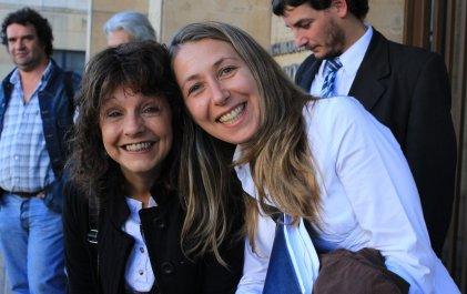 Hasta siempre, Andrea Bello: despedida a una luchadora, sobreviviente y amiga