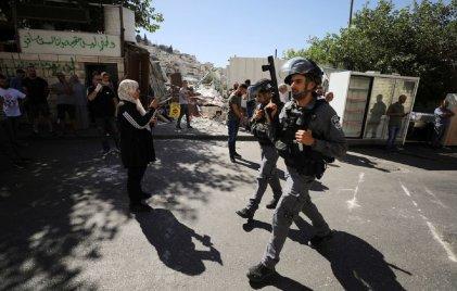 Israel comienza demoliciones criminales de casas palestinas en Jerusalén Este
