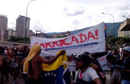 Venezuela: Que la crisis no la sigan pagando el pueblo trabajador ni la educación pública