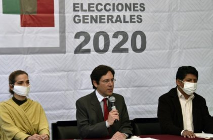 Los golpistas vuelven a prorrogar las elecciones en Bolivia