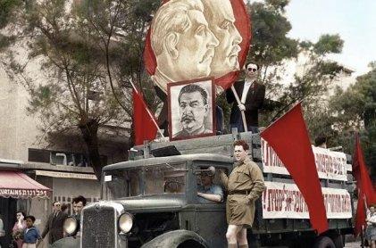 Cómo Stalin ayudó a la creación del Estado de Israel
